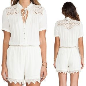 Somedays Lovin Cream Romper